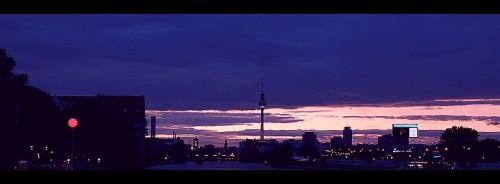 berlin skyline @ september 2011