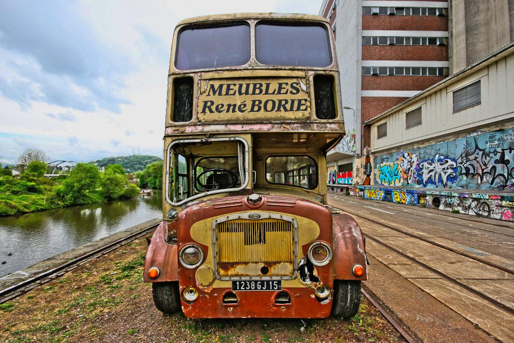 Osthafen-Bus