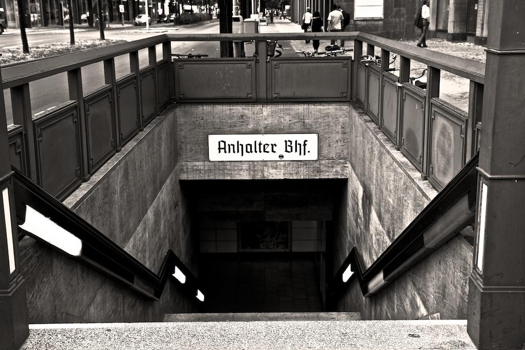 U-Bhf Anhalter Bahnhof